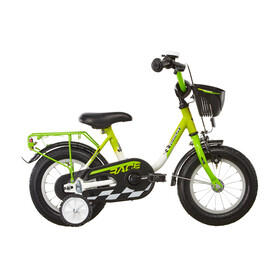 "Vermont Race - Bicicletas para niños - 12"" verde"